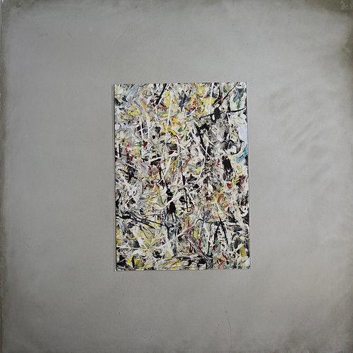 Jackson Pollock A4 File