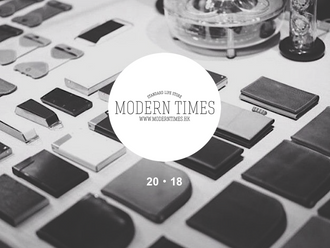 ​【20・18 MODERN TIMES TIME LIMITED SPECIAL SALE 期間限定折扣優惠】