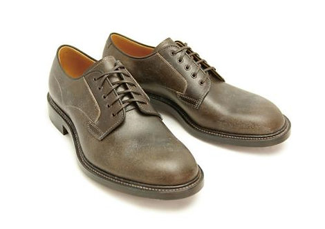 Anchor Bridge Postman Shoes - Brown