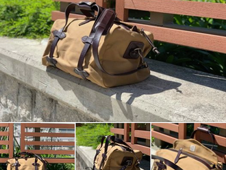 【FILSON DUFFLE BAG S・HAND BUILT IN THE USA 🇺🇸】