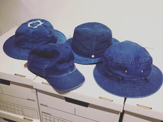 【MORNO BLUE SUMMER HAT】