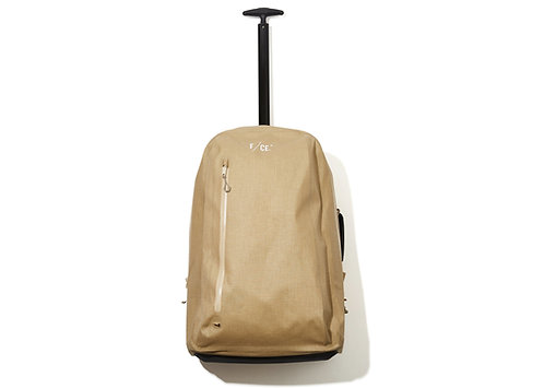 F/CE. No Seam 2 Way Trolley Case - Beige