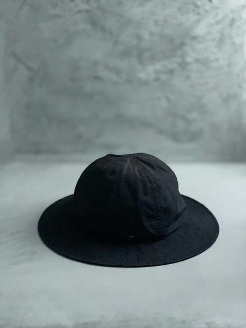 Morno Bounce Weather Hat - Black