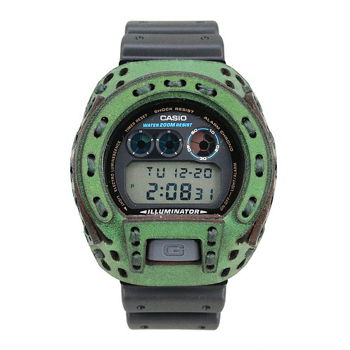 Armadillo DW-6900 Leather Case - Green