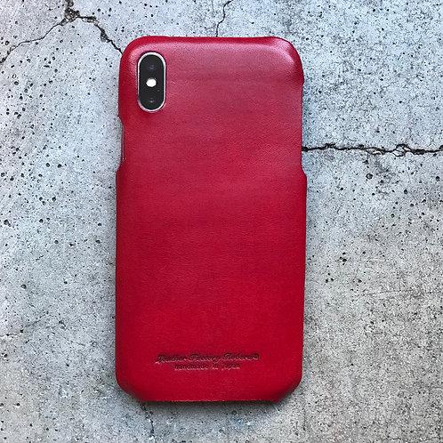 Roberu iPhone XS Case - Ultra Red