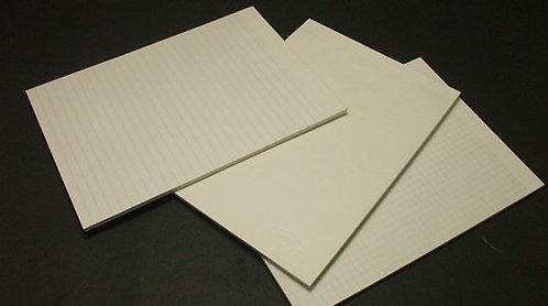 Mucu Shiro Letter Pad