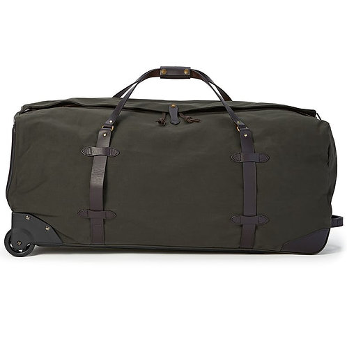 Filson Extra Large Rolling Duffle - Otter Green