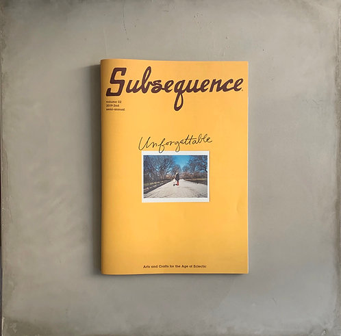 Subsequence Vol. 02