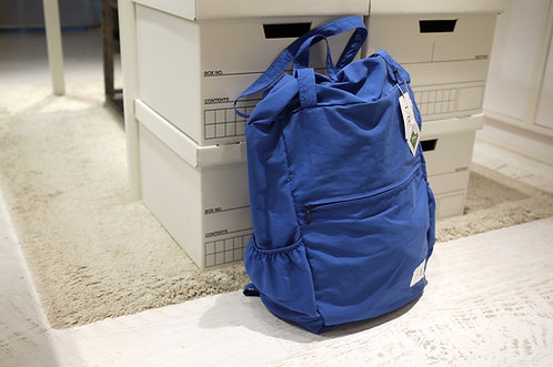 F/CE. Wash Nylon Packable 3 Way Tote Bag - Blue