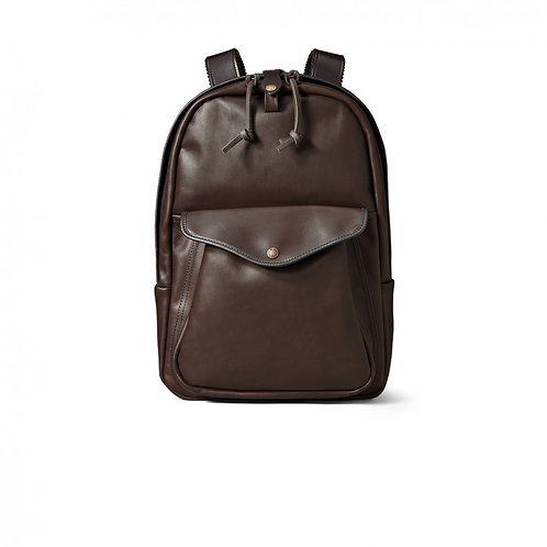 Filson Weather Proof Leather Journeyman Backpack