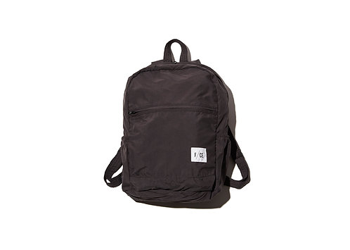 F/CE. Wash Nylon Packable Day Pack - Black