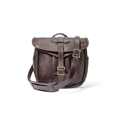 Filson Weather Proof Leather Small Field Bag