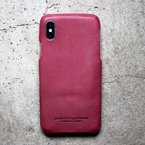 Roberu iPhone XS Case - Violet Pink