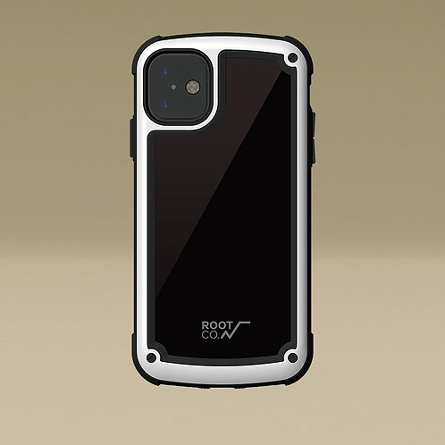 Root Co. Gravity Shock Resist Tough & Basic Case for iPhone 11