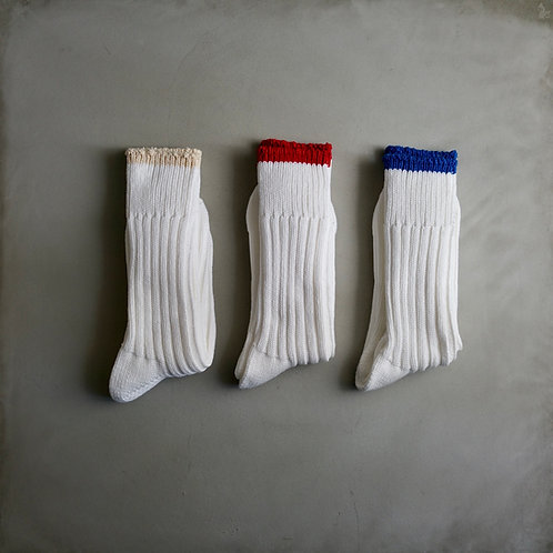 Modern Times × decka quality socks Classic Socks