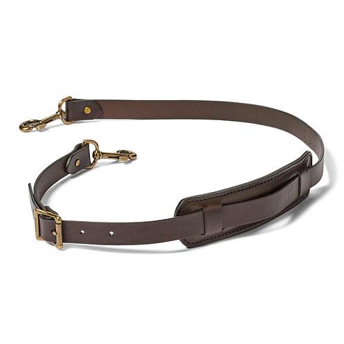 Filson Bridle Leather Shoulder Strap