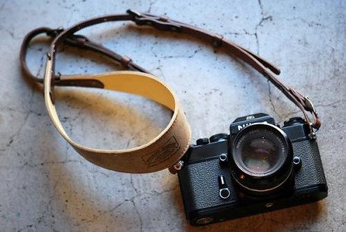Anchor Bridge Camera Strap - Kudu/Choco