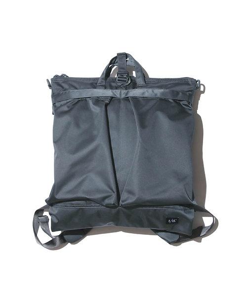 F/CE. Satin 3 Way Helmet Bag 2021SS