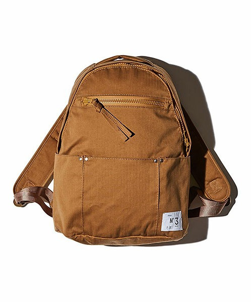 F/CE. No.3 2×2 Day Pack - Coyote