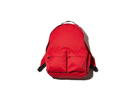 F/CE. No.3 Daypack - Red