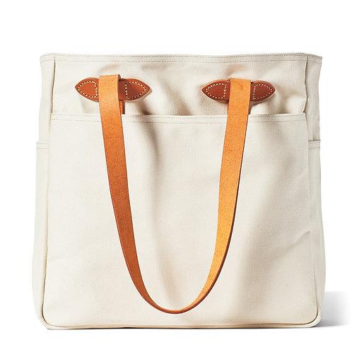 Filson Twill Tote Bag - Natural