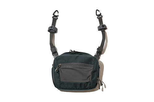 Karrimor × F/CE. Trek Front Bag - Indigo