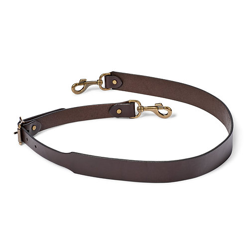 Filson Wide Bridle Leather Shoulder Strap