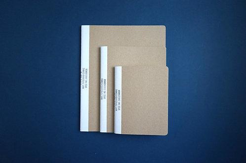 Mucu Blank Note - Brown M