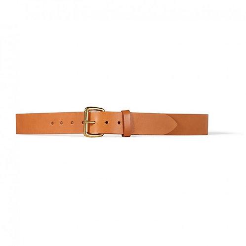 "Filson 1-1/2"" Leather Belt"