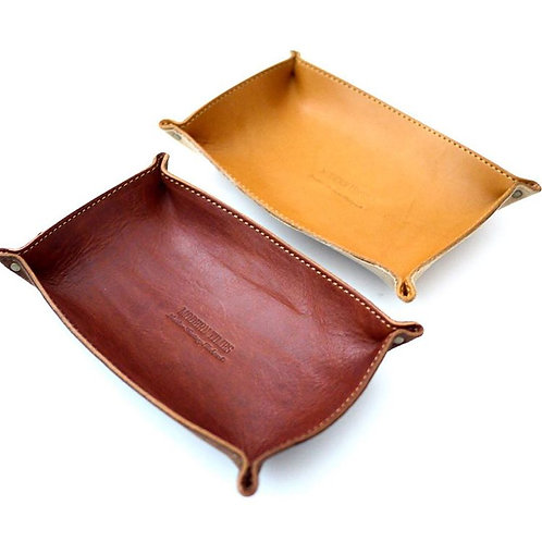 Roberu for Modern Times Leather Tray