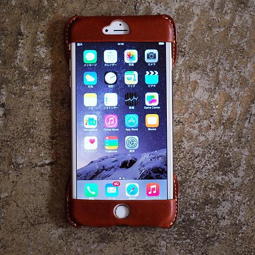 Roberu iPhone 6P /6sP Case - Brown/Brown