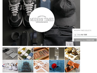 【WE ARE CLOSED TODAY 29 FEB - 1 MAR 2020 · MODERN TIMES DELIVER TO YOUR DOOR 速遞直送】