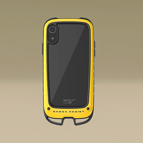 Root Co. Gravity Shock Resist Case +Hold. for iPhone XR