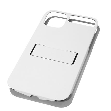 Claustrum Flap 11 iPhone Holder - White