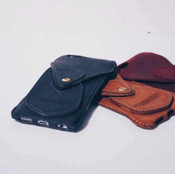 Hypebeast - Roberu Shading Leather iPhone6s/6 Case