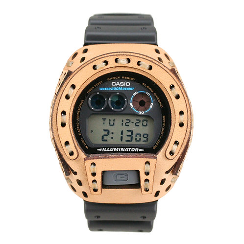 Armadillo DW-6900 Leather Case - Natural