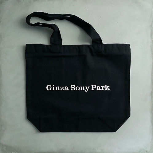 Ginza Sony Park Canvas Tote Bag
