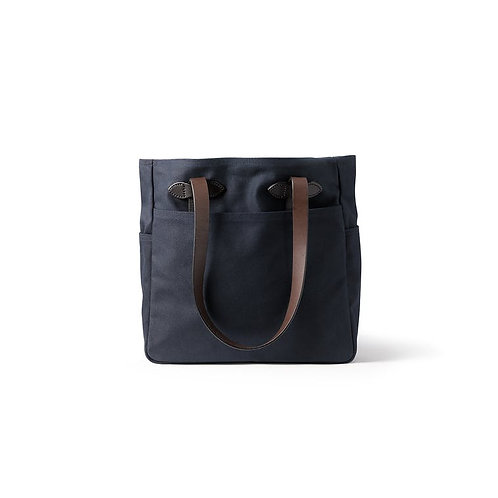 Filson Twill Tote Bag - Navy