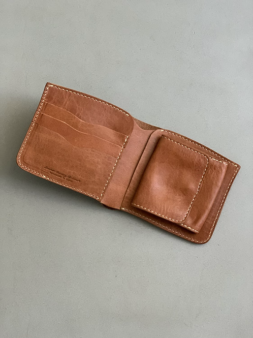 Roberu Leather Short Wallet