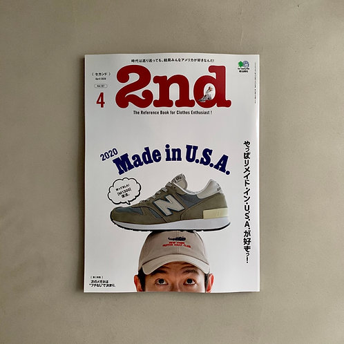 2nd vol. 157 - 2020 MADE IN USA