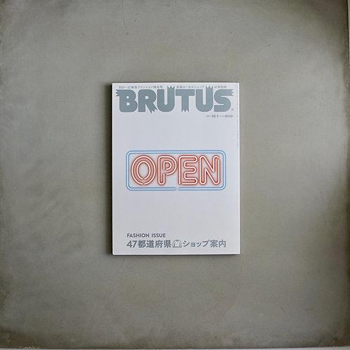 Brutus Vol. 947