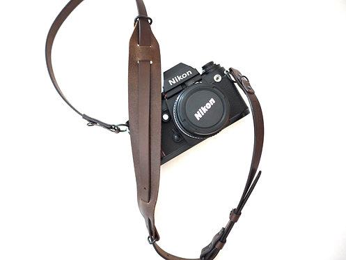 Anchor Bridge New Camera Strap - Huntsman Leather