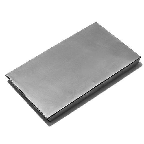 Claustrum Serve Biz Card Case - Concrete Matte