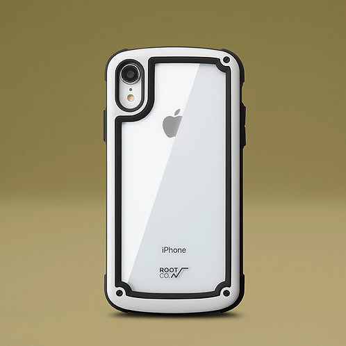Root Co. Gravity Shock Resist Tough & Basic Case for iPhone XR