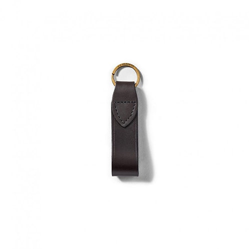 Filson Bridle Leather Keychain