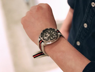 【MODERN TIME SHEUNG WAN STORE EXCLUSIVE・HAVESTON WATCH STRAP】