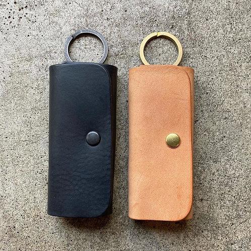 Roberu New Key Case Italy Vachetta Leather