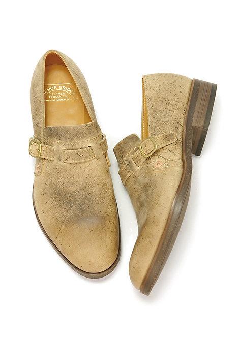 Anchor Bridge Engineer Shoes - Kudu