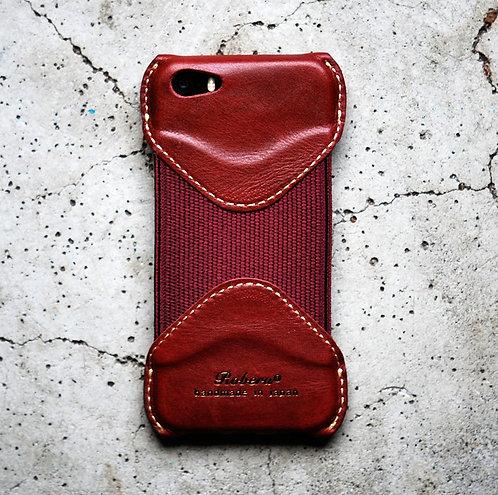 Roberu iPhone 5s/SE Case - Red
