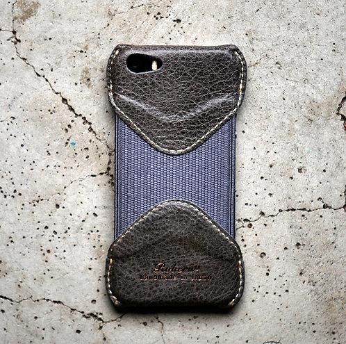 Roberu iPhone 5s/SE Case - Grey